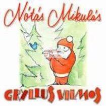 cd Gryllus Vilmos: Nótás mikulás