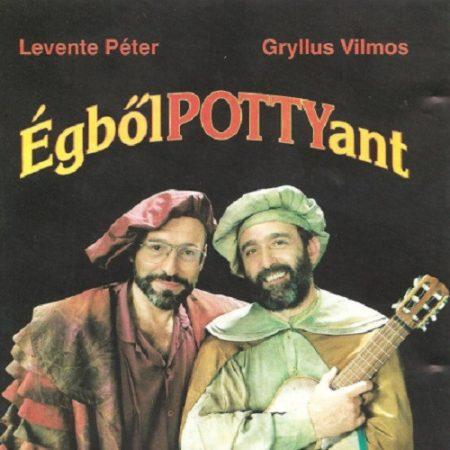 cd Gryllus-Levente: Égbőlpottyant mesék