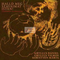 cd Gryllus-Sumonyi: Halld meg szavaimat Isten!