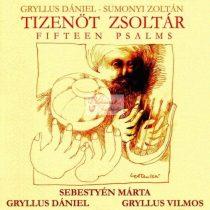 cd Gryllus-Sumonyi: Tizenöt zsoltár