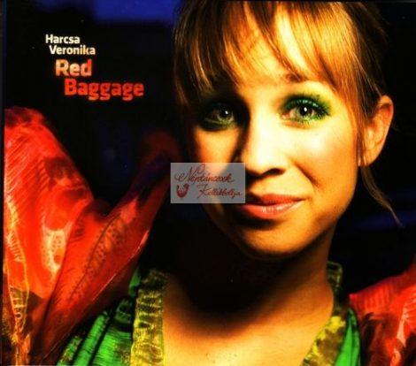 cd Harcsa Veronika: Red Baggage