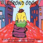 cd Kaláka: Bőrönd Ödön