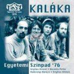 cd Kaláka: Egyetemi színpad 76