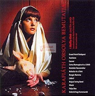 cd Karafiáth Orsolya: A maffia-klub