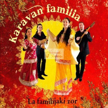 cd Karaván Família: La familijaki zor