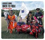 cd Kerekes Band: Back to Folk