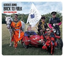 cd Kerekes Band: Back to Folk