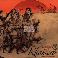 cd Khamoro: Romano Rat