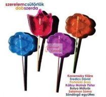 cd Korzenszky Klára: szerelemcsütörtök, dobszerda