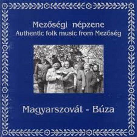 cd Mezőségi: Magyarszováti-Buza
