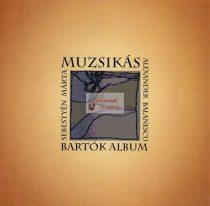 cd Muzsikás: Bartók album