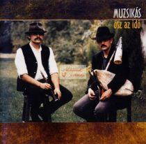 cd Muzsikás: Ősz az idő