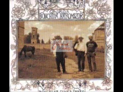 cd Ökrös: Bonchida, háromszor