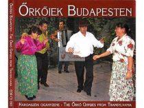 cd Őrkőiek Budapesten