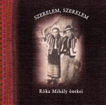 cd Róka Mihály: Szerelem, szerelem