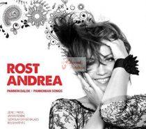 cd Rost Andrea: Pannon dalok