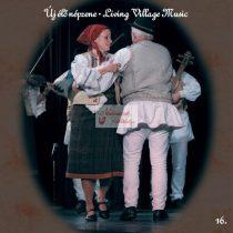 cd Új élő népzene 16.