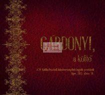 cd Válogatás: Gárdonyi, a költő