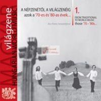 cd Válogatás: Magyar Világzene 1.