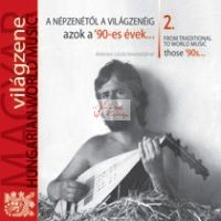 cd Válogatás: Magyar Világzene 2.