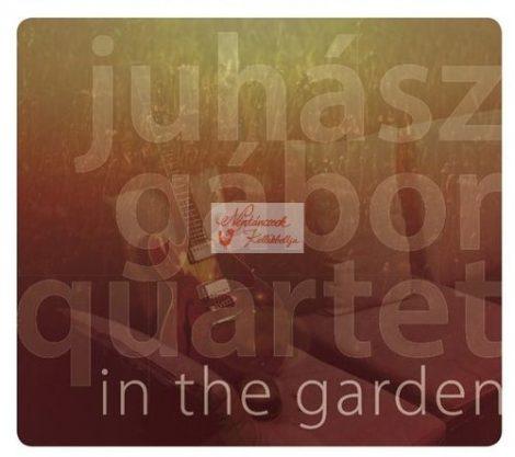 cd Juhász Gábor Quartet: A kertben