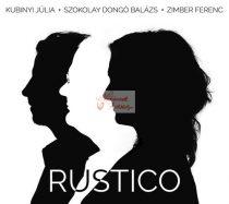 cd Kubinyi Júlia: Rustico