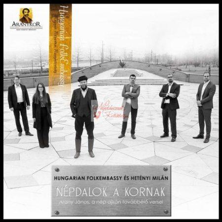 cd Hungarian Folkembassy: Népdalok a kornak