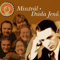 cd Misztrál: Dsida Jenő