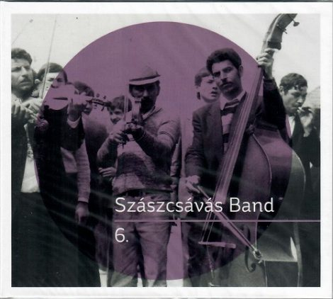 cd Szászcsávás Band 6.