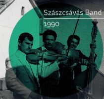 cd Szászcsávás Band: 1990