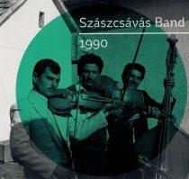 cd Szászcsávás Band: 1990