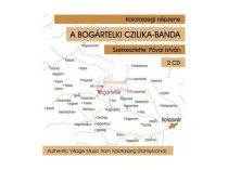 cd Bogártelki Czilika banda: Kalotaszegi népzene