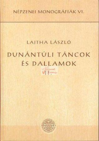 cd Lajtha László: Dunántúli táncok