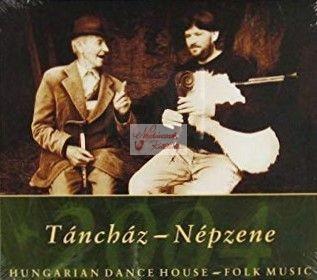 cd Táncház-Népzene 2004