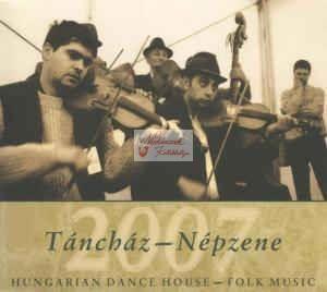 cd Táncház-Népzene 2007