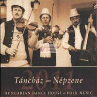 cd Táncház-Népzene 2011