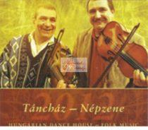 cd Táncház-Népzene 2012
