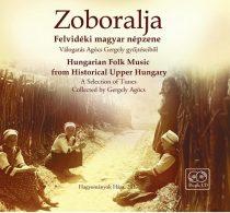 cd Zoboralja - Felvidéki magyar népzene