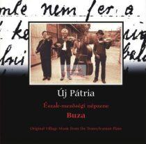 cd Új pátria: Buza