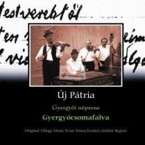 cd Új pátria: Gyergyócsomafalva