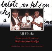 cd Új pátria: Bálványosváralja