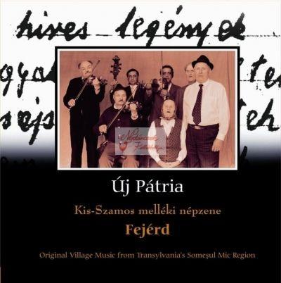 cd Új pátria: Fejérd