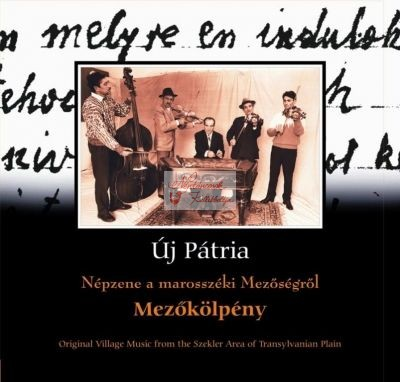 cd Új pátria: Mezőkölpény