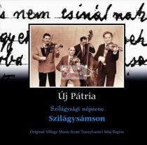 cd Új pátria: Szilágysámson
