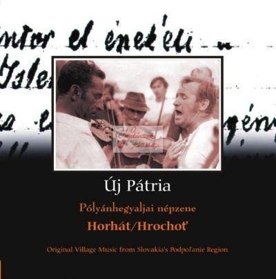 cd Új pátria: Horhát