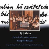 cd Új pátria: Szepsi-Sacca