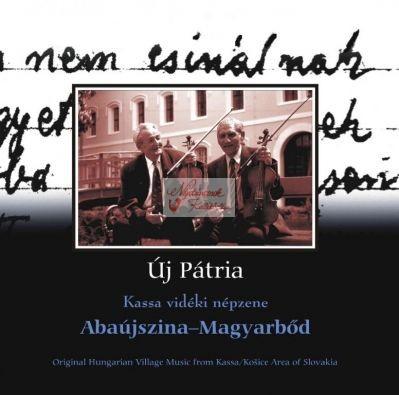 cd Új pátria: Abaújszina-Magyarbőd