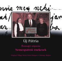 cd Új pátria: Nemespátró