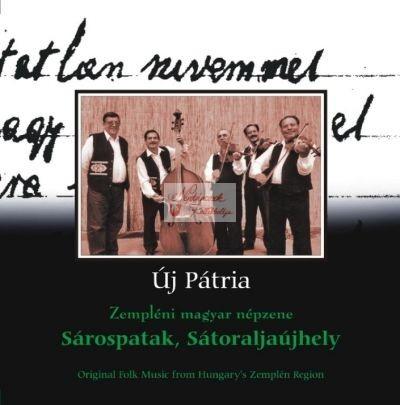 cd Új pátria: Sárospatak, Sátoraljaújhely