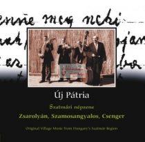 cd Új pátria: Zsarolyán, Szamosangyalos